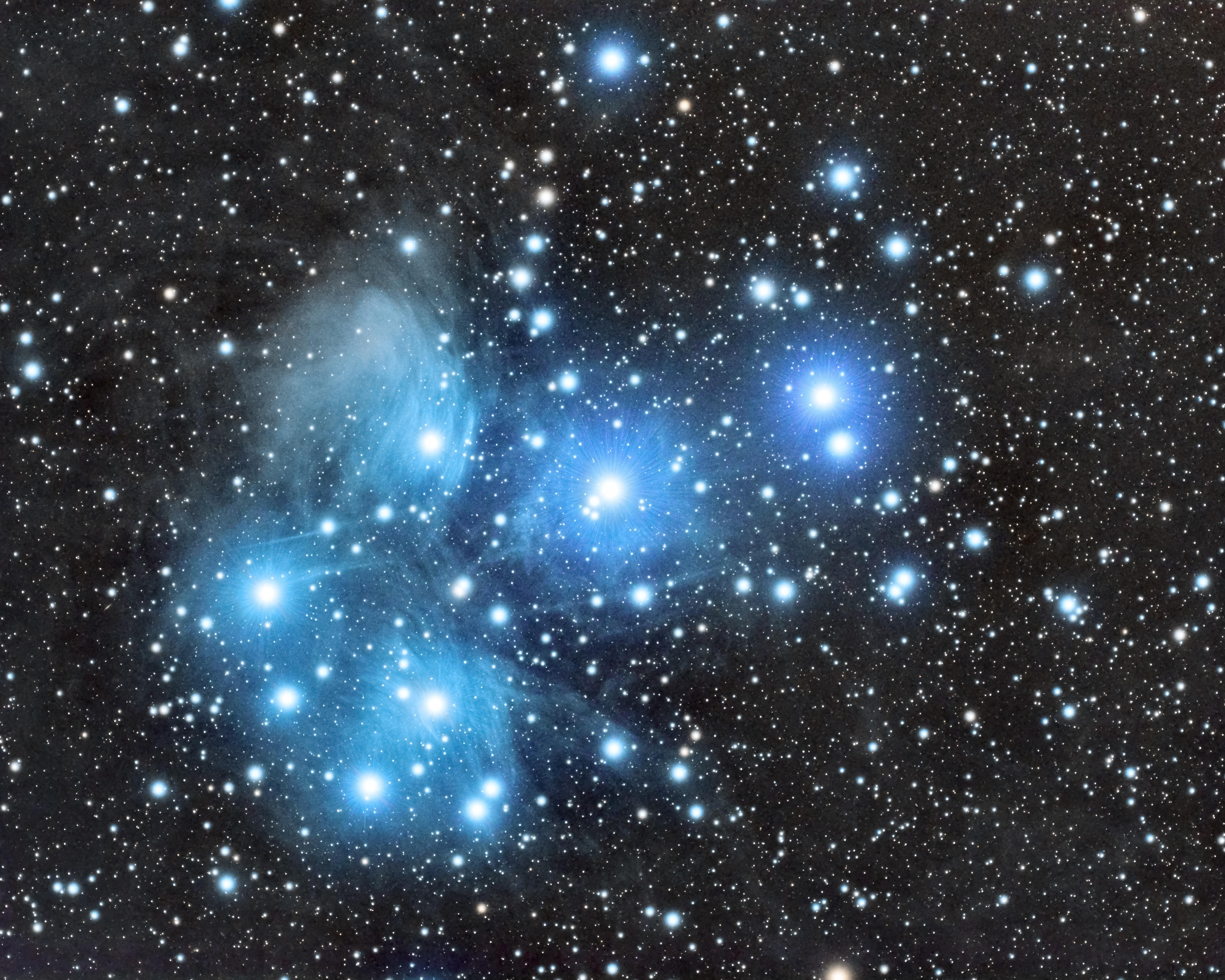 Surprise pour Ulysse31. M45