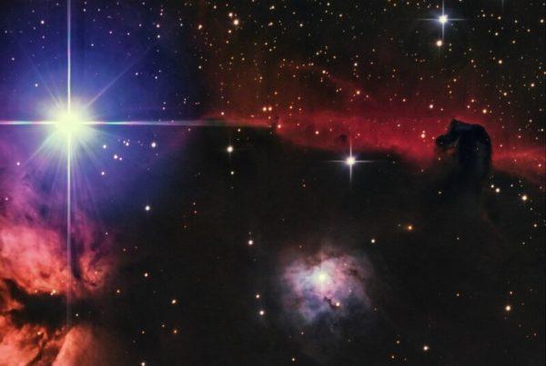 Nébuleuse de la tête de Cheval (IC 434)