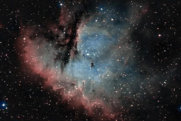 Nébuleuse Pacman (NGC281)