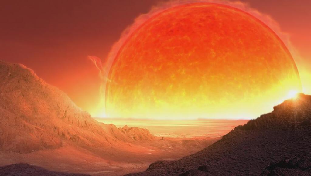 terre-soleil-geante-rouge